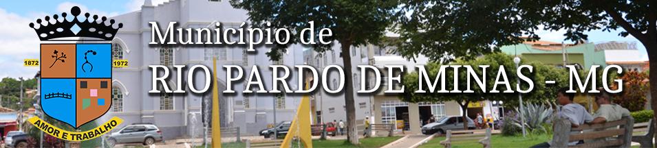 Prefeitura Municipal de Rio Pardo – MG
