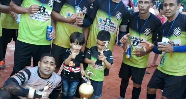 Final Campeonato de Futebol Rural Masculino