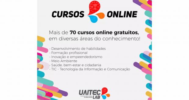 Cursos gratuitos no Polo da UAITEC Rio Pardo de Minas