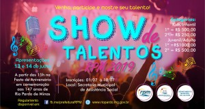 Show de Talentos RPM 2019